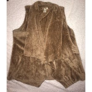 Jackets & Blazers - Brown Sweater Vest